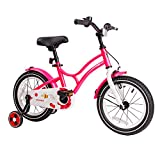 Best Bike With Training Wheels - Kid's Bike for Boys and Girls 12 14 Review