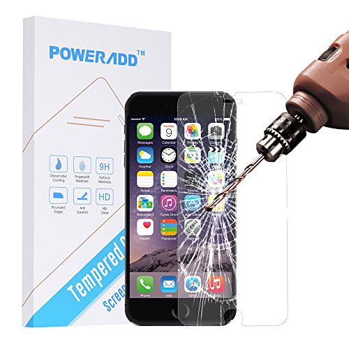 iPhone Protector Poweradd Premium Tempered