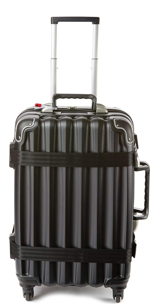 VinGardeValise - Up to 12 Bottles & All Purpose Wine Travel Suitcase (Black) by VinGardeValise (Image #2)