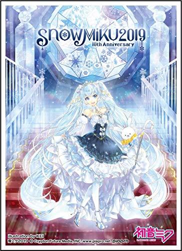 SNOW MIKU 2019 Character Sleeve SNOW MIKU 2019 (A) (EN-E001) Pack by ensky (Image #1)
