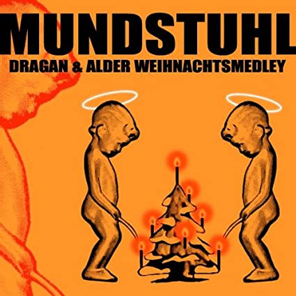 Mundstuhl Dragan & Alder Weihnachtsmedley [MAXI-CD]