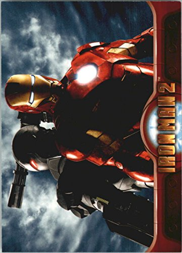 2010 Iron Man 2 #1 Checklist - - Checklist Ironman