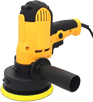 Amazon Com Autocare Electric Car Polisher Machine 600w 110v 3500rpm Auto Polishing Machine Adjustable Speed Sanding Waxing Tools Car Accessories Home Improvement