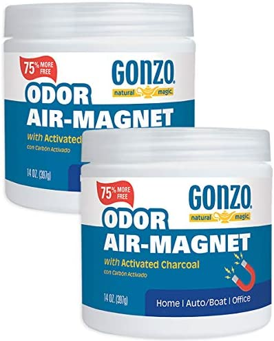 Gonzo Natural Magic Air Magnet Activated
