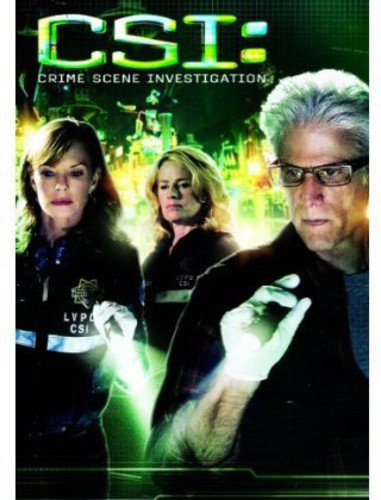 DVD : CSI: The Thirteenth Season (Boxed Set, Widescreen, Sensormatic, 6 Disc)