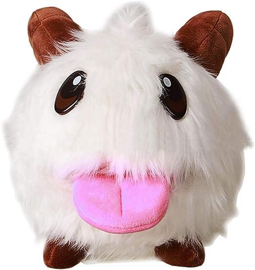Mesky EU Poro Juguete LOL Muñeca Polo Plush Toy para Niños Adorno ...