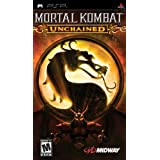 Mortal Kombat Unchained - Sony PSP