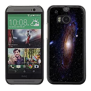 Stuss Case / Funda Carcasa protectora - Mysterious Illumination - HTC One M8