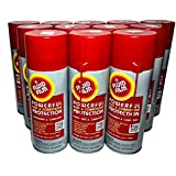Set of 12 Fluid Film Rust And Corrosion Protection 11 3/4 Oz Aerosol