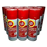 Set of 12 Fluid Film Rust And Corrosion