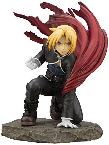 (Kotobukiya Fullmetal Alchemist: Edward Elric ArtFX J Statue)