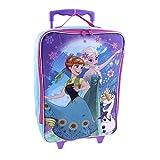 Disney Frozen Fever Pilot Case, Purple, One Size