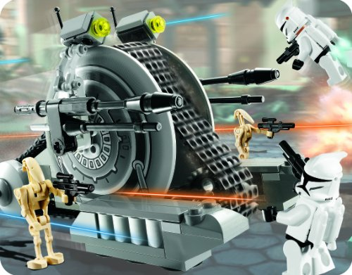 LEGO Star Wars: The Clone Wars Corporate Alliance Tank Droid
