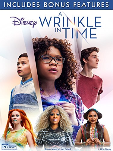 A Wrinkle in Time (Plus Bonus Content) by