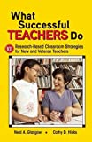 img - for What Successful Teachers Do: 101 Research-Based Classroom Strategies for New and Veteran Teachers book / textbook / text book
