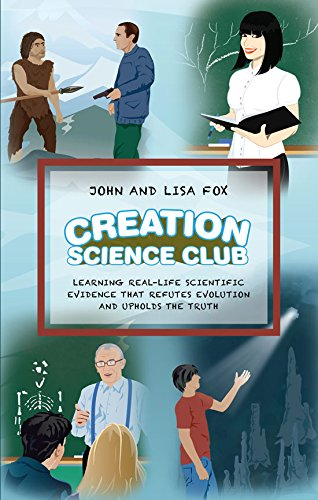 Creation Science Club 5 Book Boxed set