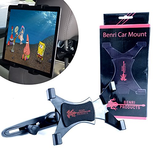 kindle car headrest mount - 9