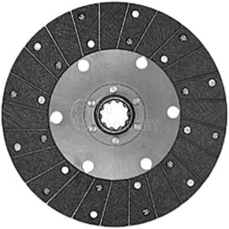 "359169 12/"" Single Stage Clutch Woven Disc International MD Super M MD W6"