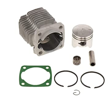 perfk 49cc Engine Standard Bore Cylinder Piston Gasket Kit