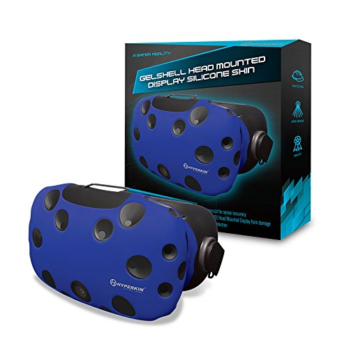Hyperkin-GelShell-Headset-Silicone-Skin-for-HTC-Vive-Blue