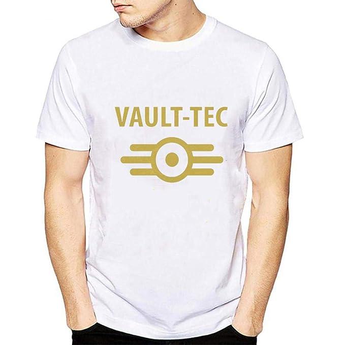 3a7f75f485 Wtbkshirt Fallout 111 Vault Boy 11 Men s Fashion T-Shirt