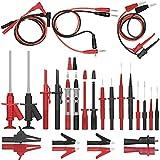 Whole Set Multimeter Test Lead Kits Set Essential Automotive Electronic Connectors Cables Hand Tool Battery Tester & Auto Diagnostic Tools
