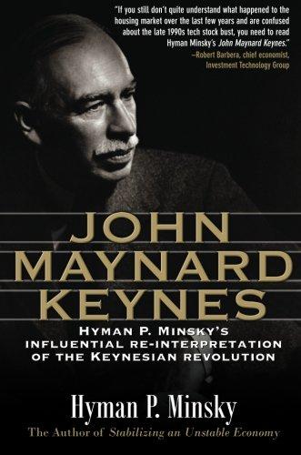 John Maynard Keynes [Hyman P. Minsky] (Tapa Blanda)