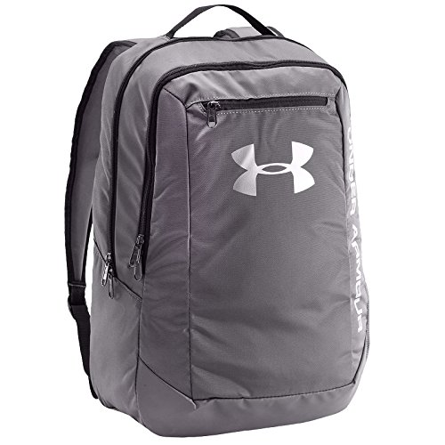 Under Armour 2016 Hustle LDWR Storm Backpack Gym Bag /Laptop Bag Graphite by Under Armour