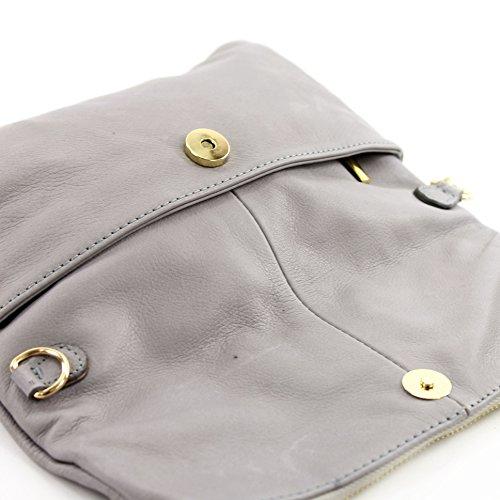 ital modamoda sac cuir Sac en pochette de qfwwPn5R6