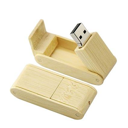 Wooden Card USB Stick USB Flash Drive Memory Thumb Drive Memory