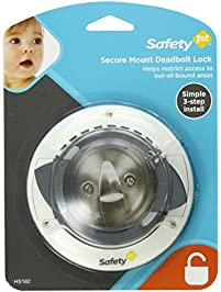 safety 1st secure mount deadbolt lock - Deadbolts