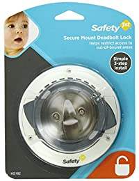 Safety 1st Secure Mount Deadbolt Lock BOBEBE Online Baby Store From New York to Miami and Los Angeles