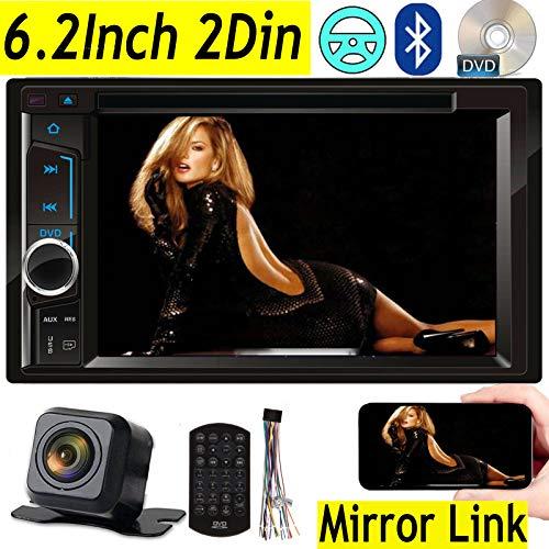 Car Audio Double DIN 6.2