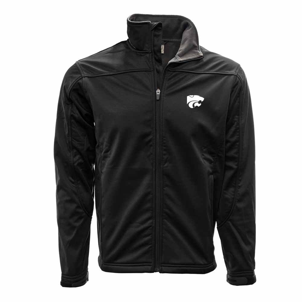 Levelwear NCAA Mens Cyrius Full Logo Embroidery Jacket