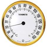 Kureseru dry sauna thermometer wall hanging for diameter 15cm SA-150