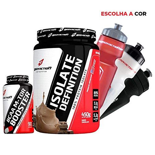 Whey protein Isolado Lactose Bcaa