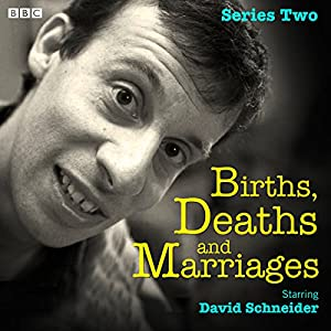 Births, Deaths and Marriages: Series 2 Radio/TV Program