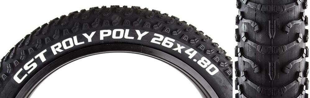 Pair ROLY POLY 26X4.80 CST FAT TIRES