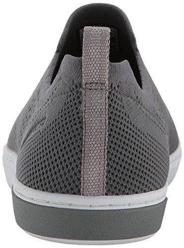 Marchio Nason Los Angeles Mens Runyon Fashion Sneaker Carboncino