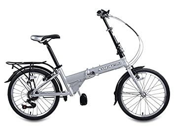 Bicicleta plegable junior