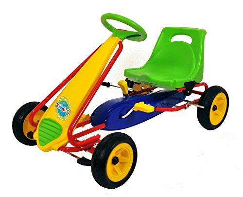 Kettler Steel Tricycle (Kiddi-o by Kettler Primo Pedal Car)