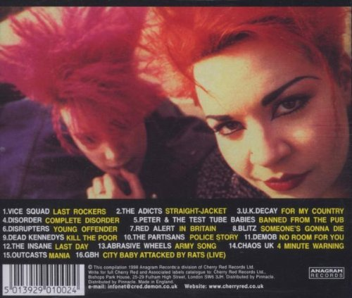 Punk & Disorderly 1