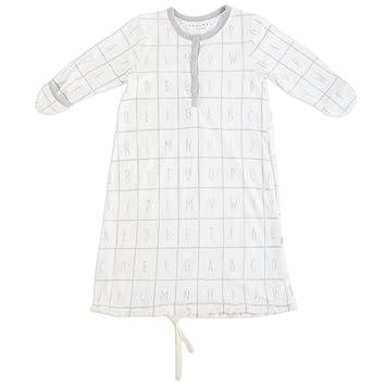 Amazon Com Tealbee Unisex Sleepgown For Baby Girl Boy Bamboo