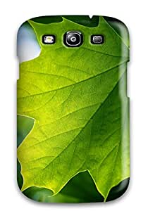 Sophie Dweck's Shop Hot Fashion Design Case Cover For Galaxy S3 Protective Case (green Leaf)