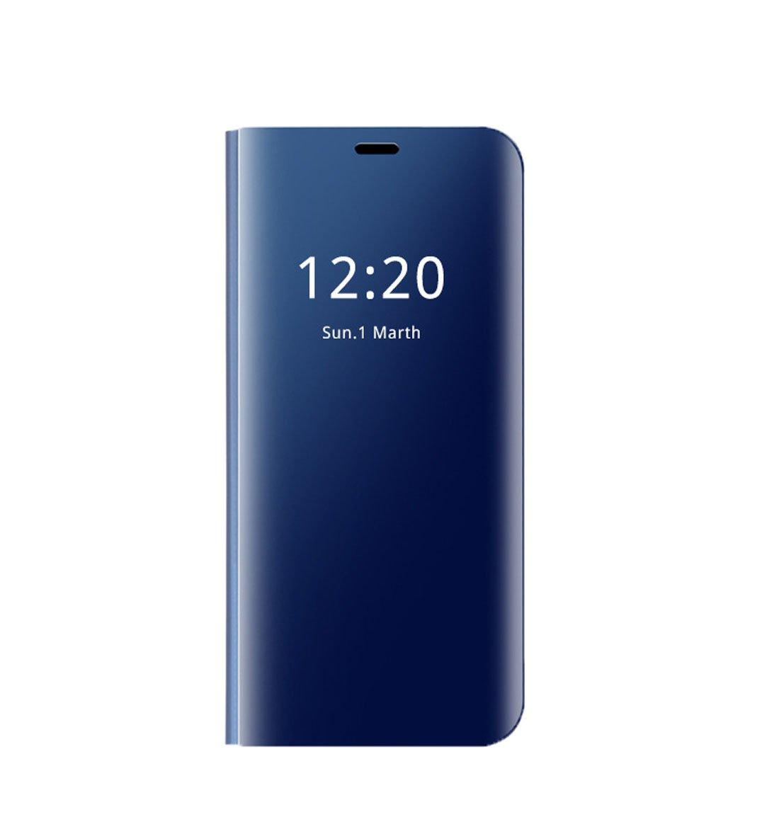 Samsung Galaxy S6 Hülle Galaxy S6 Edge Handyhülle PU Flip Leder Case Kratzfest Cover Smart Leather Fulll Schutz Etui Mühlenbeständig Tasche Smart Schutz Case 5.1