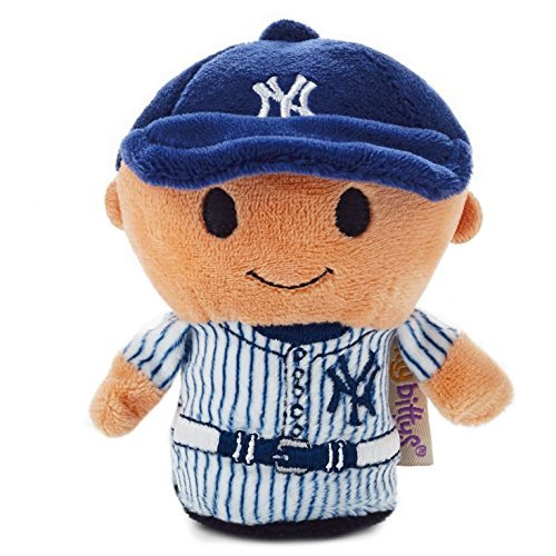 Hallmark itty bittys MLB New York Yankees Stuffed Animal Special Edition