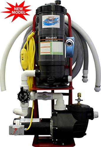 Tomcat® Top Gun Phoenix Portable Pool Vacuum System