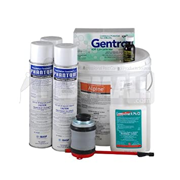 Bed Bugs Control Kit Commercial Bed Bugs Spray,bed Bugs Powder,bed Bug