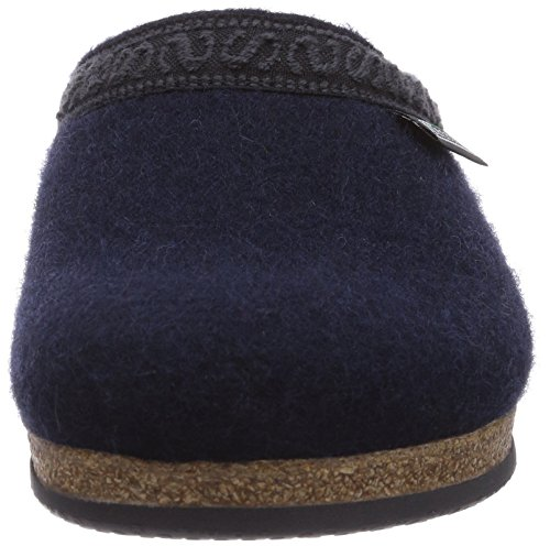 Blue Stegmann 17801 Adults 8803 Unlined Slippers navy Unisex grwXFSqnr