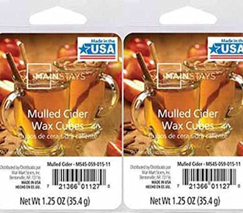 Scented Wax Cubes Mulled Cider Set of 2 by Better Homes and Gardens
